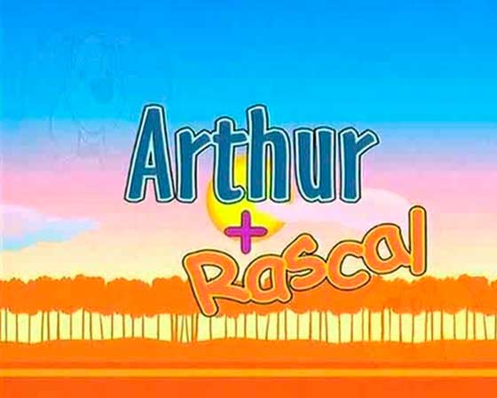 Arthur + Rascal  Episode 2 (Spotlight-4 видео) - Зáмок на Тезе