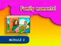Module 2. Family Moments! (Spotlight-3, видео)